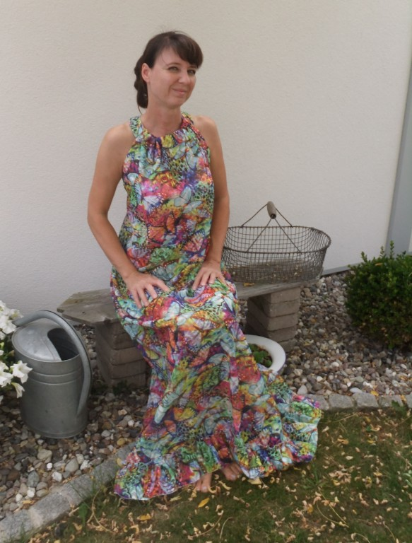 Maxikleid, SM burda