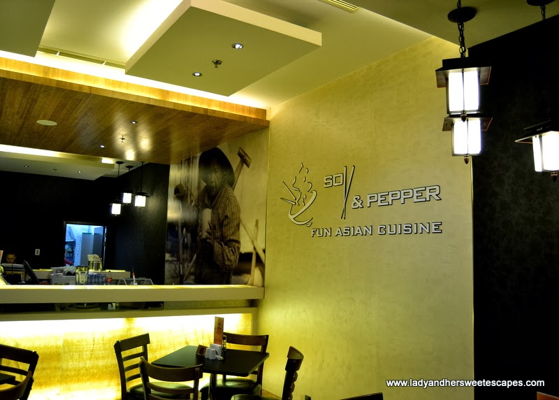 Soy and Pepper Fun Asian Cuisine at Reef Mall Dubai