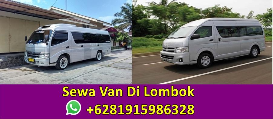 Sewa Van Di Lombok