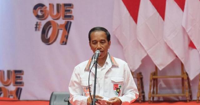 Kartu Sakti Joko Widodo untuk Indonesia Lebih Maju