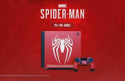 Sony anuncia PlayStation 4 Pro Marvel's Edition