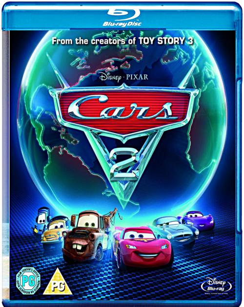 Cars 720p 2011
