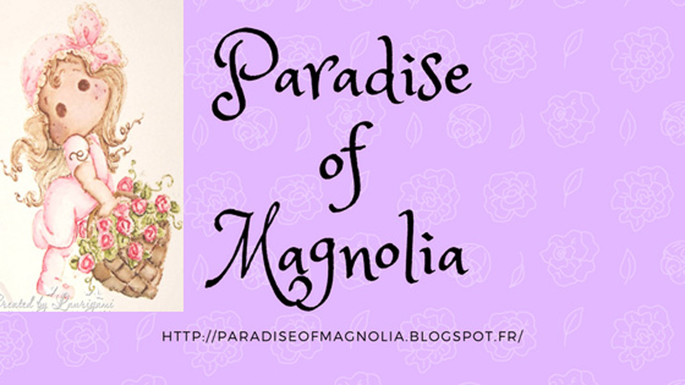 Paradise of Magnolia Blog