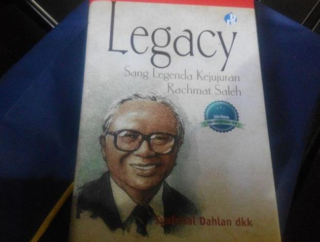 Belajar Kejujuran Dari Rachmat Saleh