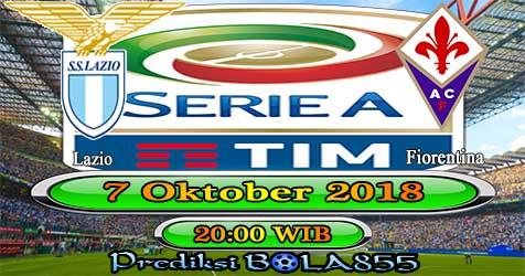 Prediksi Bola855 Lazio vs Fiorentina 7 Oktober 2018