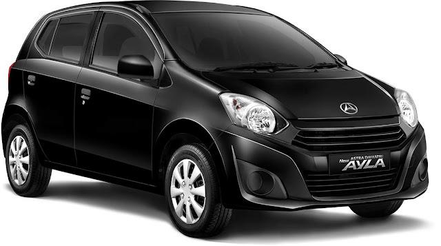 Spesifikasi dan Harga New Astra Daihatsu Ayla Type D