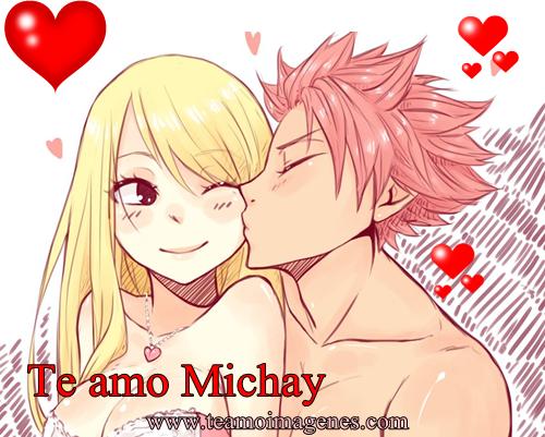 Las mejor imagen te amo michay, teamoimagenes.com