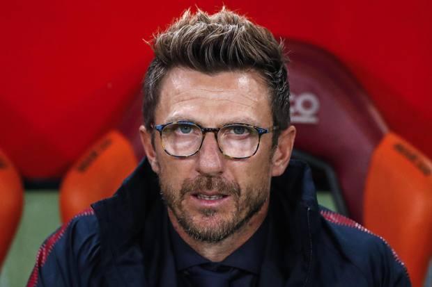 Di Francesco: Kemenangan Melawan Sampdoria Terasa Lain