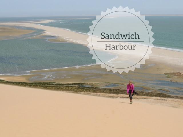 Escursione sulle dune di Sandwich Harbour in 4x4
