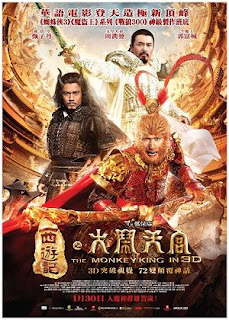 Download Film The Monkey King (2014) BluRay 720p Subtitle Indonesia