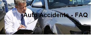 Car Accidents- Auto Accidents - FAQ