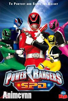 Power Rangers SPD - Siêu Nhân Xe 2013 Poster