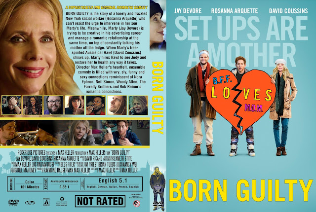 Born Guilty DVD Cover