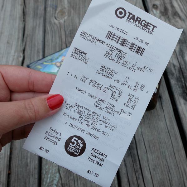 Sweet Turtle Soup: $10 at Target - April