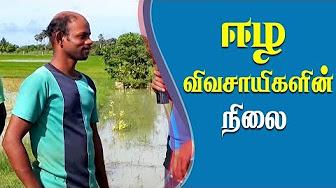 Agriculture Status in Kalvilan Village, Jaffna