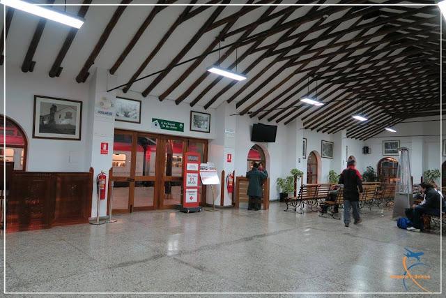 Estaçao de Trens de Poroy, Cusco