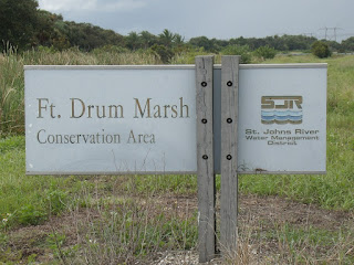 Entrada al Ft Drum Marsh