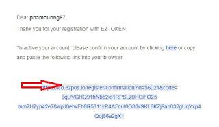 click mai xac nhan tai khoan EZToken