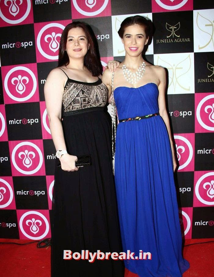 Raina Sachiin Joshi, Sucheta Sharma, Keratin Secrets Launches Revolutionary Hair Care Product Microspa