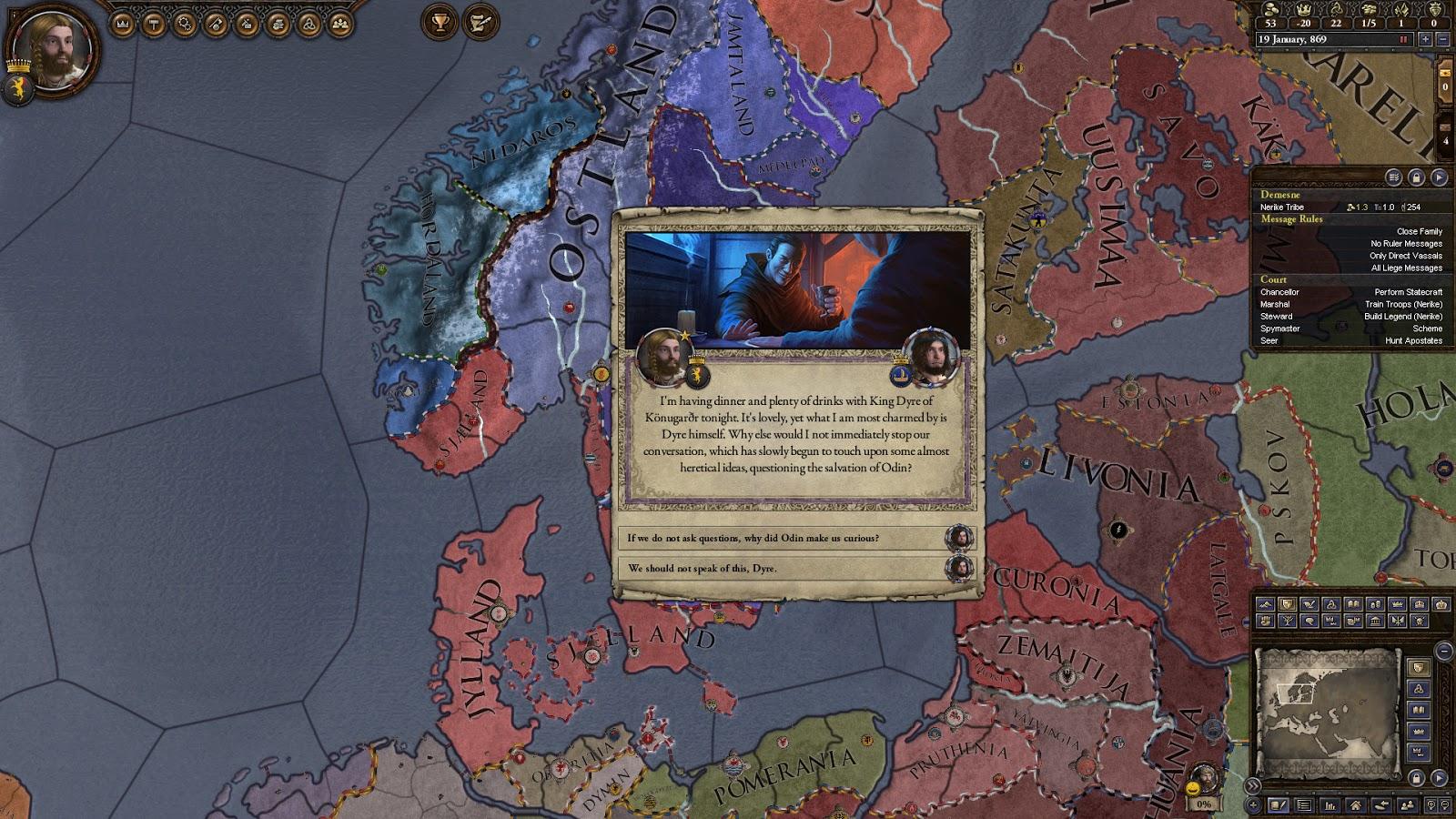 Crusader Kings II Monks And Mystics ESPAÑOL PC Descargar Full (CODEX) 3