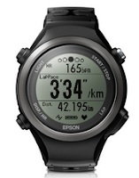 Epson Runsense SF-810B GPS Watch