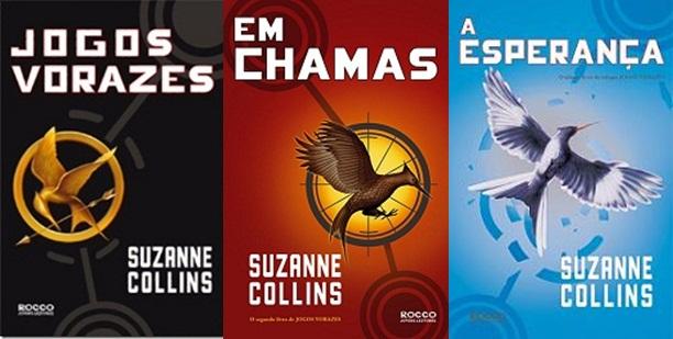 Livro - Resenha: Jogos Vorazes (The Hunger Games #1