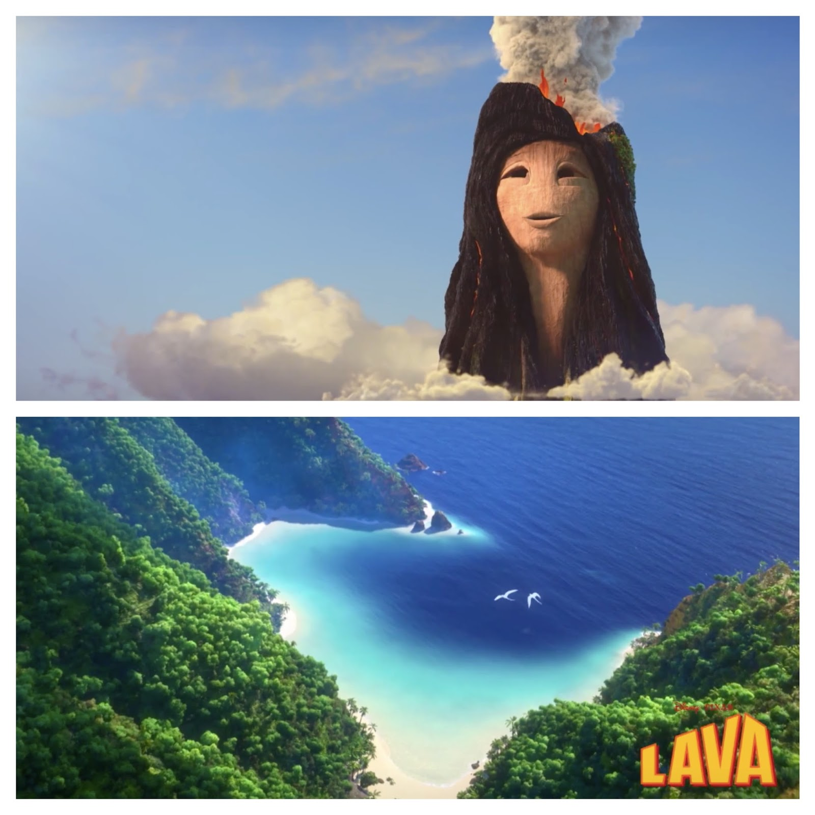 Inside Out 2015 Film: Lava: A Behind-the-Scenes Short Film Documentary