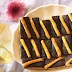 Chocolate Stick Cookies Ny. Liem