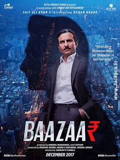 Baazaar's First Look Poster