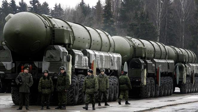 Misil super Nuklir RS 28 Sarmat milik rusia yang diitakuti dunia