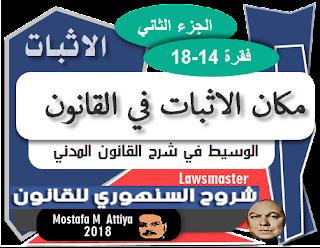 التقنين المدني المصري ـ القديم والحالي ـ وضع هذه القواعد في النظرية العامة للالتزام
