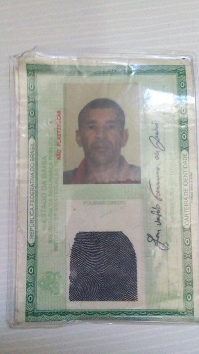 Morro do Chapéu: Policial da reserva que estava desaparecido é encontrado Morto