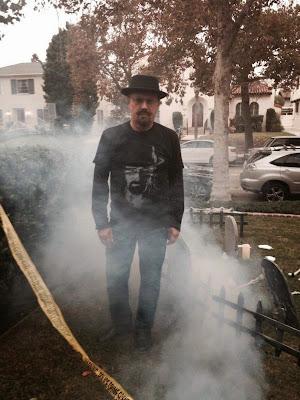 Billy Crystal Heisenberg Breaking Bad Halloween 2014