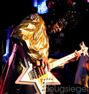 Bootsy Collins Funks The Halls Concert Photos Magazine