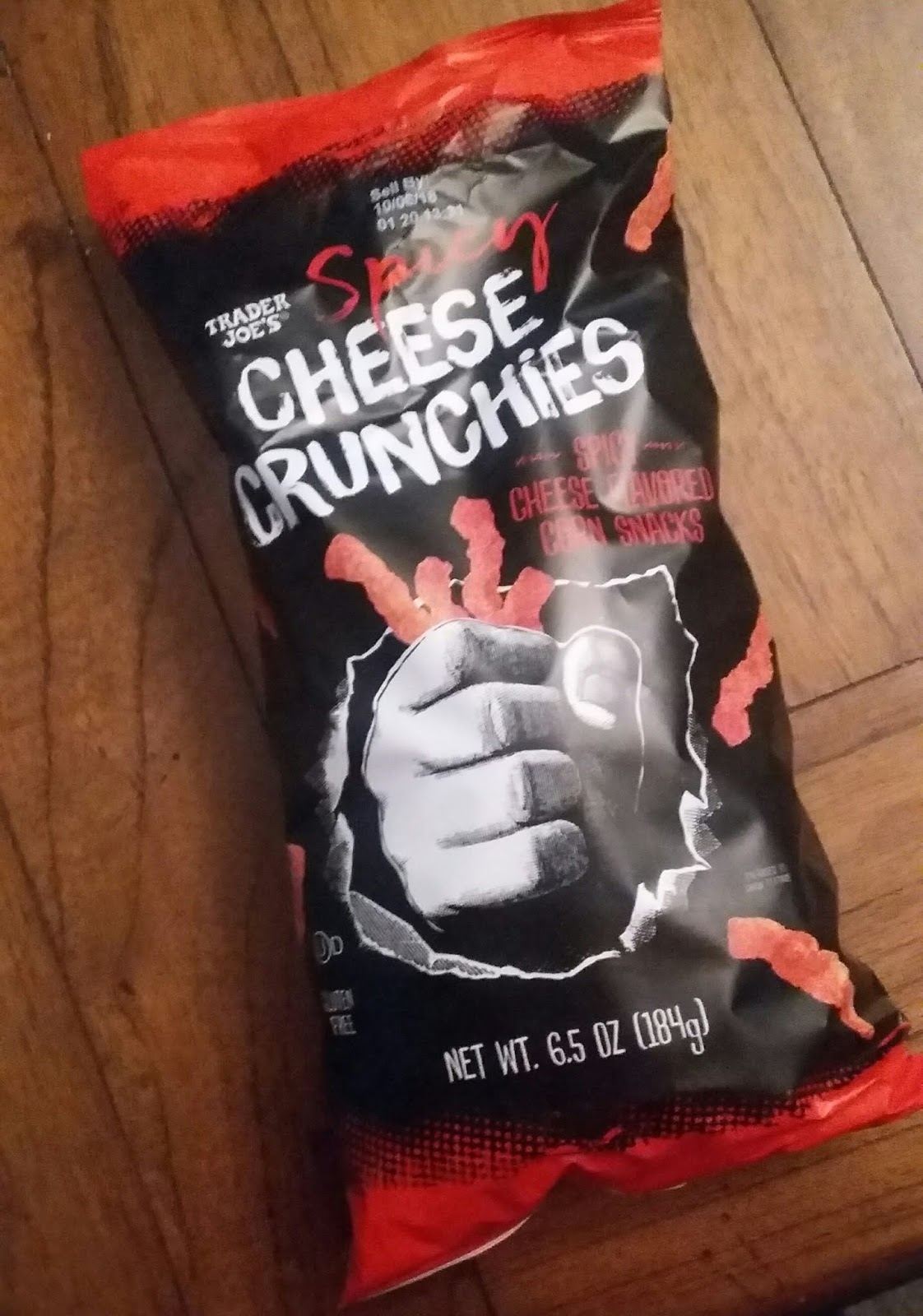 Image result for spicy cheese crunchies