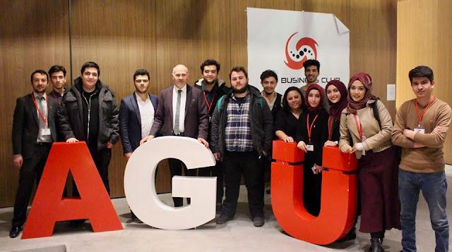 جامعة عبد الله غول Abdullah Gül Üniversitesi التركية