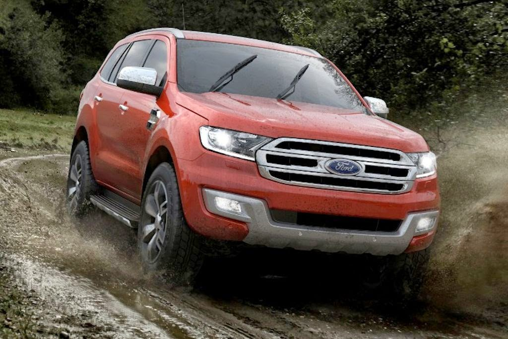 UPDATED: 2015 Ford Everest: This is It | CarGuide.PH - Philippine Car