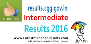 results.cgg.gov.in inter results 2016,eenadu inter 1st year results 2016 today, sakshi education ap inter 1st 2nd year results 2016