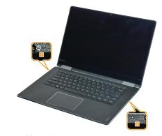 "Lenovo Yoga 710 (14"") Hardware, Maintenance Manual PDF Download (English)"