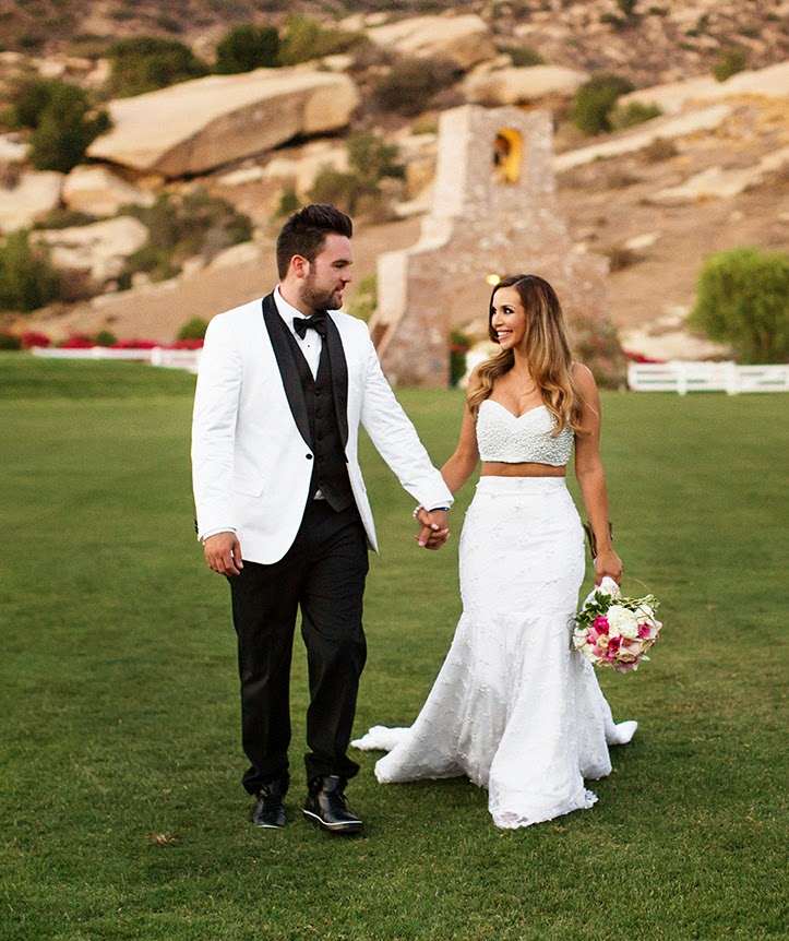 But Then Scheana Mixed Things Up Weddings Can Get Sy She Told The Mag After Tying Knot So Right That We Started Twerking To Drake S