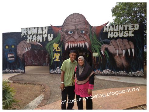 Taman Buaya dan Reakresi, Melaka : Tempat beriadah terbaik untuk seisi keluarga. Sambil beriadah, sambil tengok buaya!