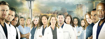 Grey´s Anatomy. Elenco.
