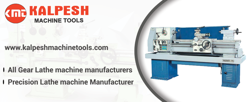 Kalpesh Machine Tools - All Gear Lathe machine manufacturers in Gujarat