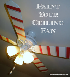How to Paint a Striped Wall and a Painters Tape Comparison