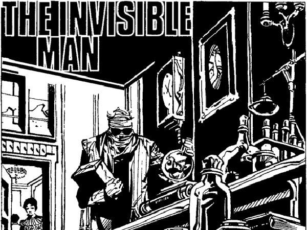 resenha livro Homem Invisível