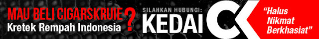 Rokok Kretek Rempah Nusantara Asshika Gold dan Cigarskruie (WA : 085725965934)