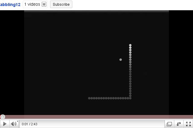 How to Play Snake on YouTube Videos - YouTube