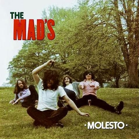 The Mad's - Molesto LP