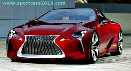 2017 Lexus SC Coupe