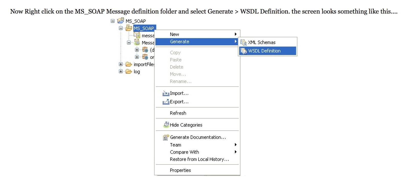 A Portal to a Portal: IBM Integration Bus - Where's my WSDL ?
